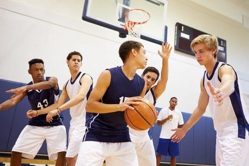 action sejours camp stage de basket été angletterre