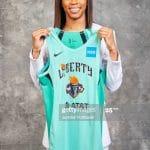 LFB: Asia Durr, 2e choix de la draft WNBA en 2019, à Lattes-Montpellier