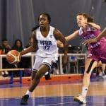 Centre Fédéral: Serena Kessler à Tarbes, Seehia Sida Abega à Basket Landes, Binta Drame à Chartres (Ligue 2) et Emilie Raynaud à Feytiat (N1)