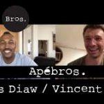 Vidéo: Un échange entre Boris Diaw et le rugbyman Vincent Clerc