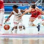 """[REDIFF] Interview – Olivia Epoupa: """"La WNBA, ce n'est pas un rêve mais un objectif de carrière"""""""