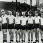 [REDIFF] Rétro: Le premier homme dans l'espace, le Soviétique Youri Gagarine, était basketteur