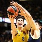 Israël: Annoncé dans le top 5 de la draft NBA, Deni Avdija est présent avec le Maccabi Tel-Aviv pour la fin de la saison