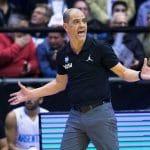 """Espagne: Le coach argentin Sergio Hernandez regrette d'avoir dit à ses joueurs qu'ils """"jouent comme des filles"""""""