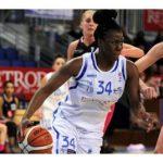 LFB: Tiffany Clarke passe d'Angers à La Roche Vendée