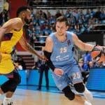 """Euroleague – Mateusz Ponitka (Saint-Petersbourg): """"En tant que basketteur, vous voulez jouer à ce niveau, vous voulez être connu"""""""