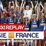 Replay by TCL : Revoir France-Russie, finale Euro féminin 2009