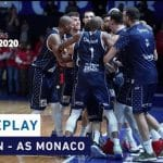 Replay by TCL : Revoir le match historique Dijon-Monaco, Leaders Cup 2020