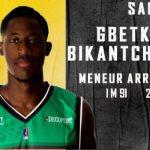 Pro B: Arrivée de Samir Gbetkom Bikantchou (Gries) à Vichy-Clermont