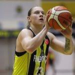 L'Ukrainienne Alina Iagupova élue MVP de l'Euroleague