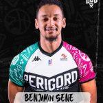"""Benjamin Sene (Boulazac) : """"Quant à ceux qui nous voyaient déjà morts, on les laisse causer…"""""""