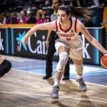 LFB: L'internationale canadienne Bridget Carleton rejoint Landerneau