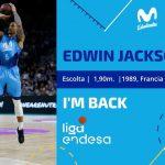 Espagne: Edwin Jackson confirme qu'il reste à Estudiantes Madrid