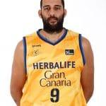 """Espagne: Ioannis Bourousis dit """"avoir peur"""" de participer à la phase finale du championnat"""