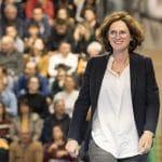 """[REDIFF] Interview (1) – Marie-Laure Lafargue (présidente de Basket Landes): """"la billetterie génère 40% de notre budget"""""""