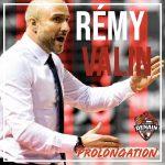 Pro B: Le coach Rémy Valin signe pour deux saisons supplémentaires à Denain