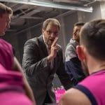 """Interview (1) – Vincent Lavandier (coach Glasgow Rocks): """"Il y a des matches en prime time sur la BBC. C'est ça le paradoxe"""""""