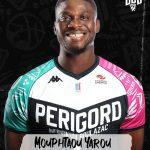 Boulazac: Mouphatou Yarou absent jusqu'en septembre