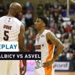 Replay by TCL : Revoir BCM Gravelines Dunkerque – LDLC Asvel avec Andrew Albicy (2016)