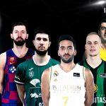 Espagne: Axel Bouteille dans le 5 all-stars de la saison !