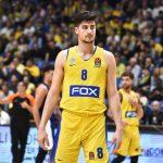 Israël: Un faux mur de spectateurs au Maccabi Tel-Aviv et 24 points pour Denis Avdija