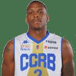 L'ailier américain Dominique Archie passe du Champagne Basket à Pau