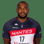 Deux ans de plus pour Gary Chatuhant à Nantes, déjà riche de 15 saisons en Pro B