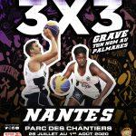 Le basket va reprendre avec l'Open de France à Nantes le 1er août !