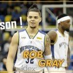 Rob Gray, une saison de plus à Boulogne-Levallois