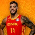 """Willy Hernangómez (Charlotte Hornets): """"Le Real Madrid est une équipe de niveau NBA"""""""