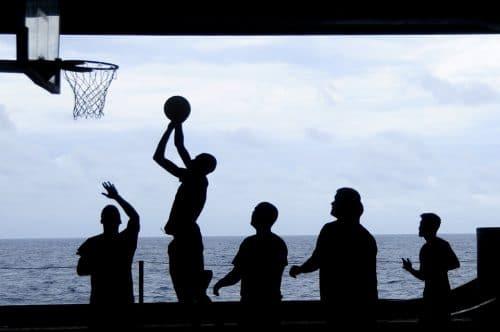 camp basket lorraine champagne sport vacance
