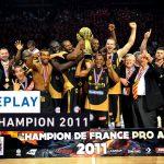 Replay by TCL : Revoir la finale Cholet – SLUC Nancy avec John Linehan (2011)