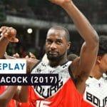 Replay by TCL : Revoir JL Bourg – AS Monaco avec Zachery Peacock (24 pts d'évaluation)