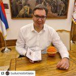 Le président de la Serbie Aleksandar Vucic veut devenir entraîneur de basket pour les jeunes !