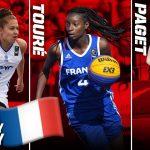 Vidéo: Hériaud, Touré, Paget: Qui est la meilleure joueuse en France de 3×3 ?