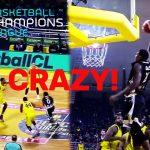 Vidéo: Les plus beaux alley-oop de la Basketball Champions League