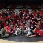 Vidéo: Un documentaire sur le titre de champion d'Espagne de Baskonia Vitoria