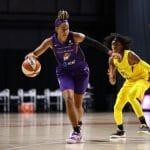 WNBA: Record en carrière égalé pour Bria Hartley: 26 points