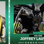 Deux façons de présenter Joffrey Lauvergne pour son arrivée au Zalgiris Kaunas