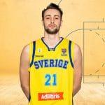Pro B: L'international suédois Johan Lofberg à Vichy-Clermont