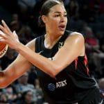 WNBA: L'Australienne Liz Cambage exemptée de saison WNBA pour raisons médicales