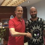 Grèce: Vassilis Spanoulis rempile une 11e saison à Olympiakos
