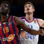 Espagne: Vitoria conserve Youssoupha Fall et jouera un match de pré-saison contre Pau