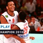 Replay by TCL : Revoir l'incroyable finale Cholet – Le Mans (2010)