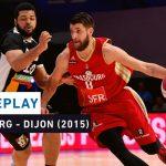 Replay by TCL : Revoir la 1/2 finale Strasbourg – Dijon (2015)
