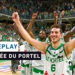 Replay by TCL : Revoir la finale d'accession Le Portel – Evreux (2016)