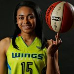 Féminines: Allisha Gray, la Rookie of the Year de la WNBA à Montpellier