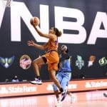 WNBA: Bria Hartley 6e marqueuse de la ligue !