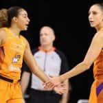 """WNBA: Nouveau record en carrière pour Bria Hartley: 27 points – """"J'ai toujours pensé que c'était une joueuse fantastique"""", dit sa coach"""