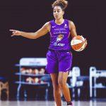 WNBA: 24 points pour Bria Hartley pour son entrée dans le 5 de départ de Phoenix